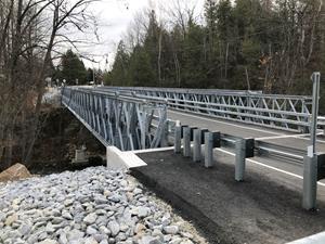 Acrow - Canada - 700XS - Ontario - Bolingbroke Bridge