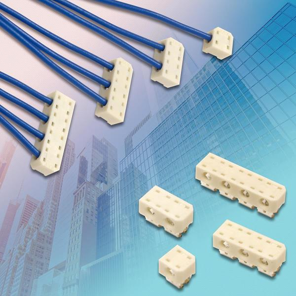 AVX Releases the First Industrial Insulation Displacement Connectors with a 2.55mm Profile