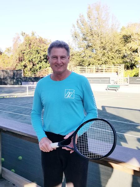 Tennis Professional Charlie Fischer joins the Hidden Dunes Resort Tennis Team