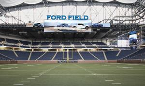 Detroit Lions Ford Field