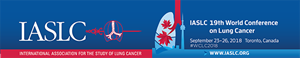 The IASLC 19th World Conference on Lung Cancer