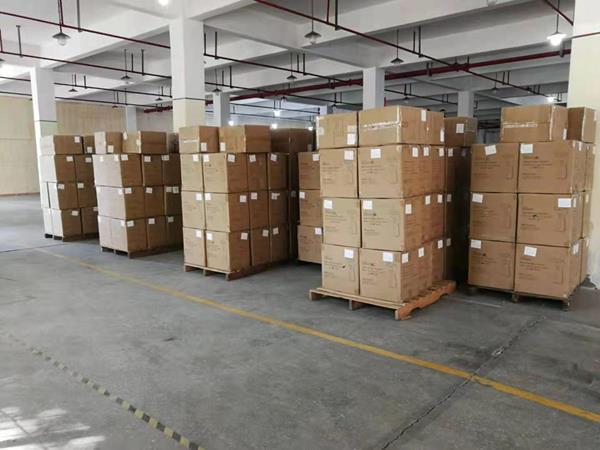 TCM Ningbo Port Warehouse