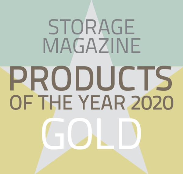 Cloud Storage Product of the Year 2020 TechTarget's Storage magazine and SearchStorage