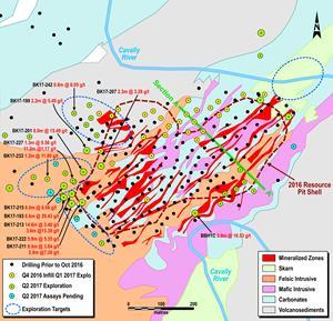 Figure 2: Bakatouo Drill Area.jpg