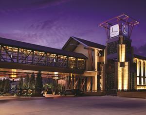 L'Auberge Casino & Hotel Baton Rouge Exterior