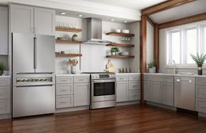 New Bosch 800 Series Refreshment Center refrigerator