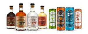 Beckett's(TM) Tonics and Beckett's '27 non-alcoholic spirits