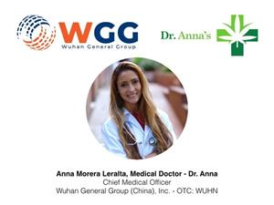 Dr. Anna MD App to educate CBD and cannabis customers