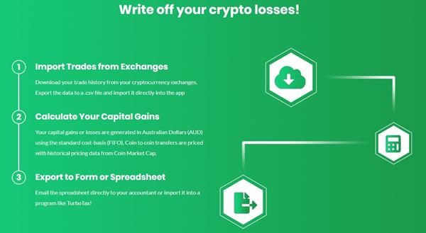 Write off your crypto losses!