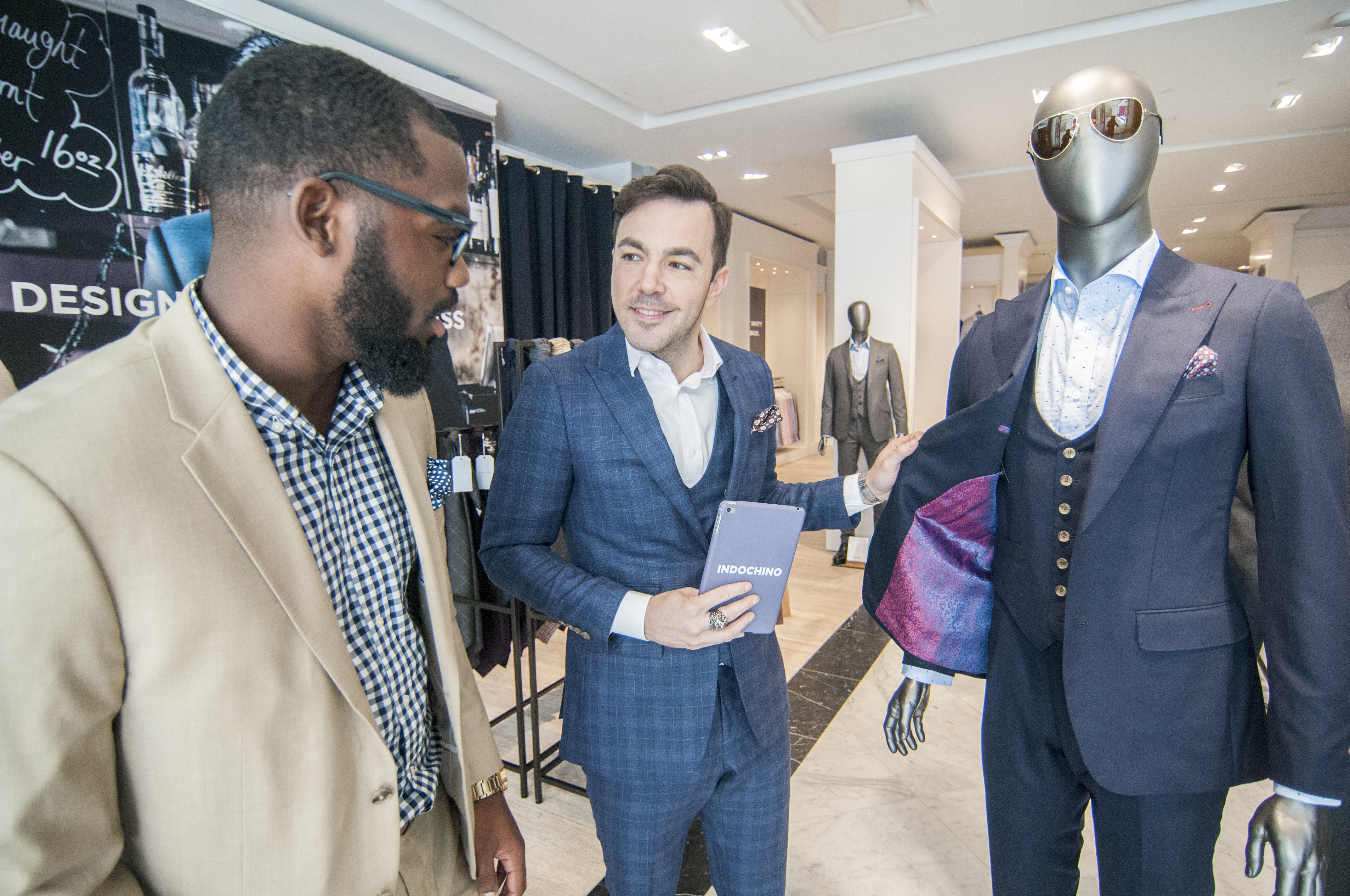 INDOCHINO King of Prussia Showroom