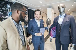 INDOCHINO's King of Prussia Showroom