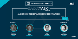Radix Talk+8 Speakers