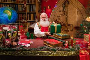"""The world's first AI Santa was created by StoryFile to make sure kids everywhere can talk to Santa Claus face-to-face, despite the pandemic. """"After the past few months, I can imagine we are all in need of the holiday spirit,"""" said StoryFile CEO Heather Smith. Visit now for free at AskSanta.com."""
