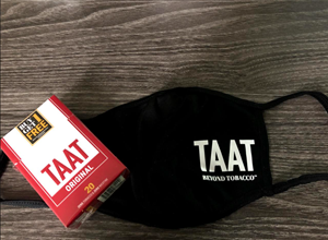 The Company has also included promotional face masks with the TAAT™ logo with all sample packs that were shipped to legal-aged smokers in the United States this month.