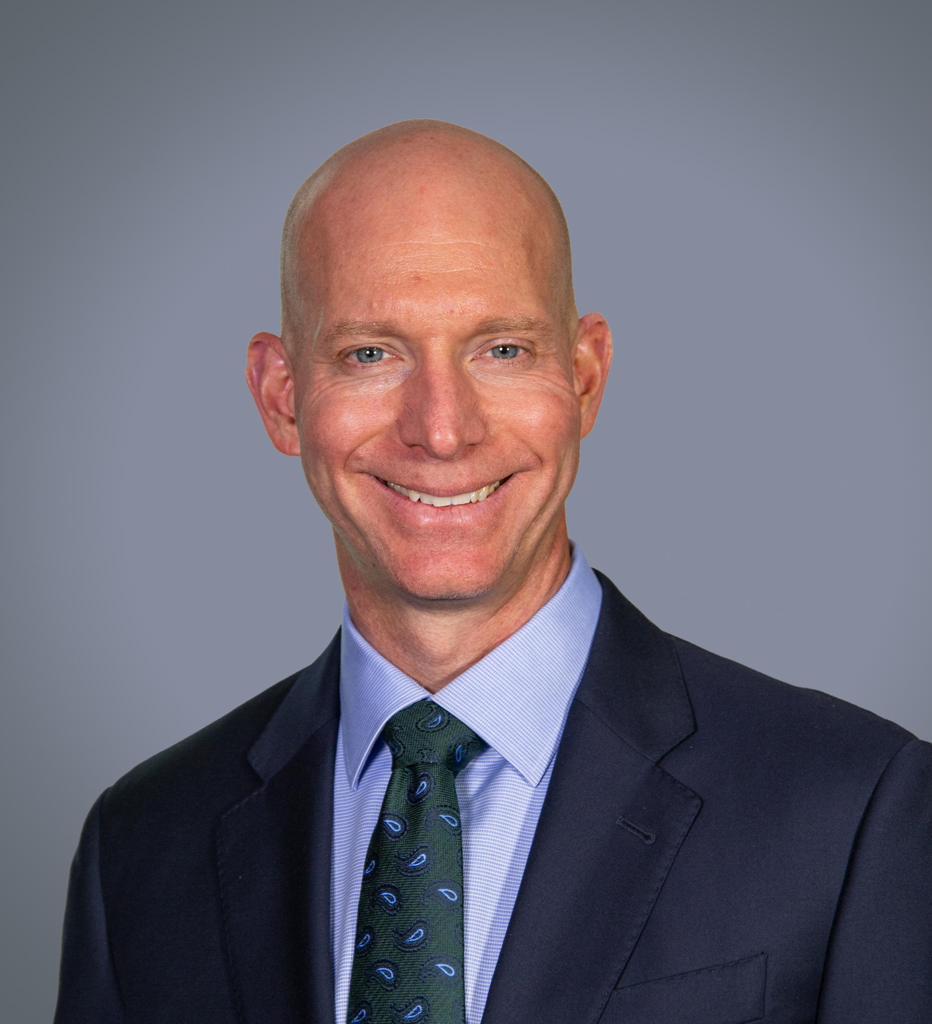 Matt Tait, ManTech Chief Operating Officer