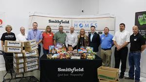 Smithfield Foods Helping Hungry Homes – Missoula, MT