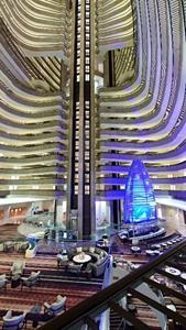 Hotels In Downtown Atlanta Atrium At The Marriott Marquis