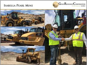 Isabella Pearl Ground Breaking