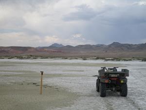 Empire Lithium Property, Nevada