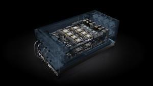 NVIDIA HGX-2 cloud-server platform