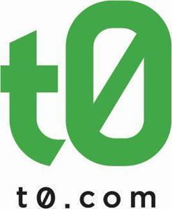 t0.com logo