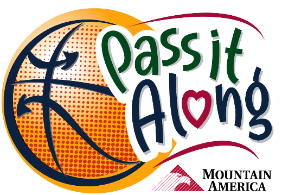 "Mountain America Credit Union and the Utah Jazz  ""Pass It Along"" To Tabitha's Way"