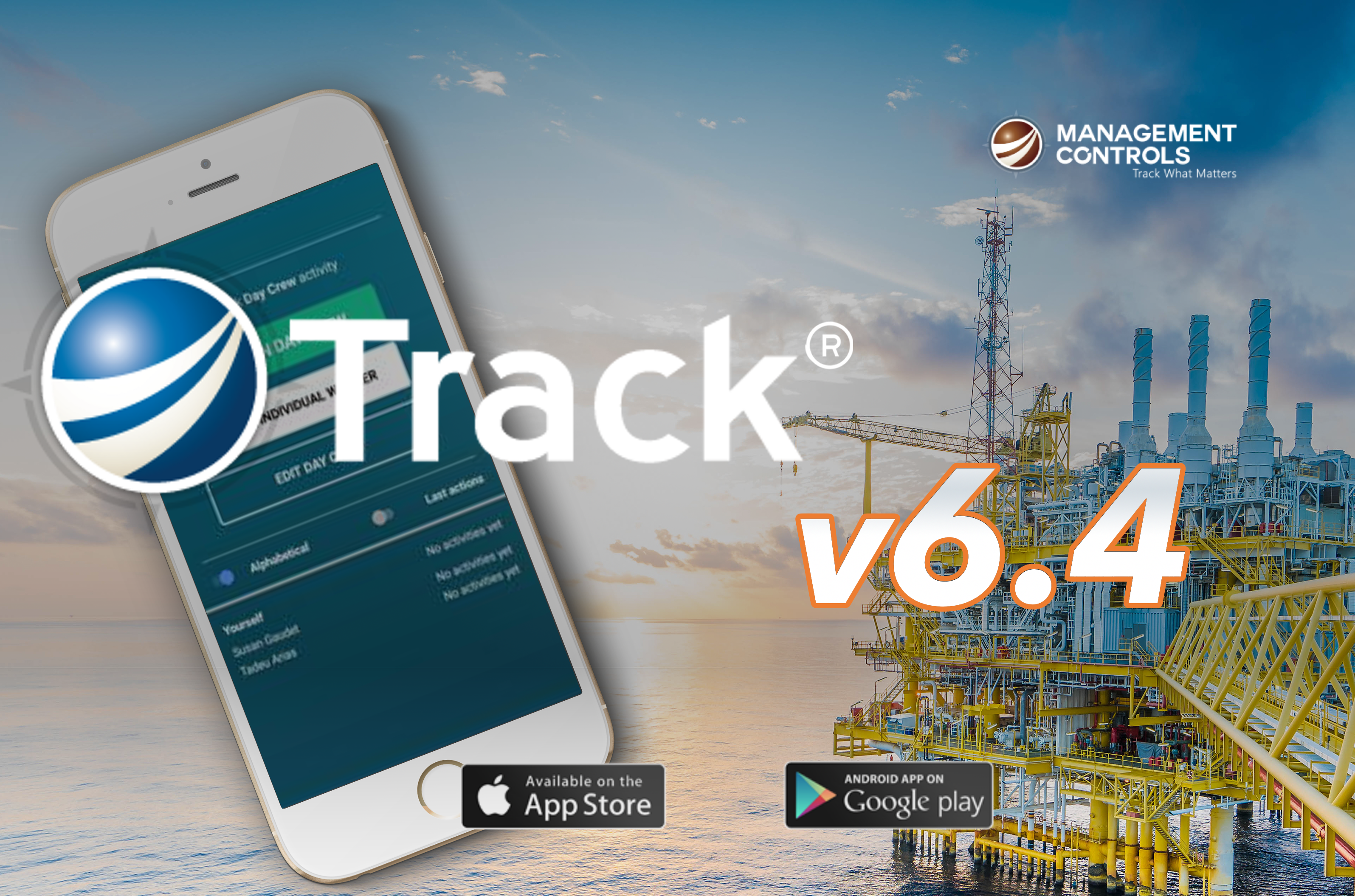 Management Controls, Inc. (MCi) Introduces Mobility and Enhanced User Functionality with Track® v6.4