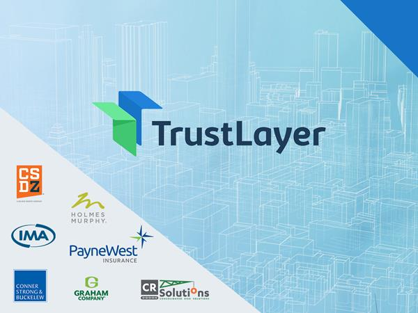 TrustLayer Partners with six leading National Agencies to provide Digital Proof of Coverage