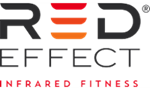 Red Effect Infrared Fitness Logo