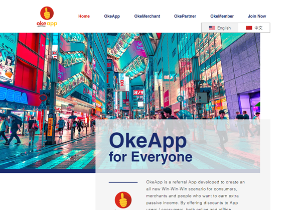 $RHCO - OkeApp for Everyone