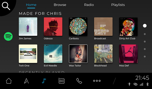 3 Music Player