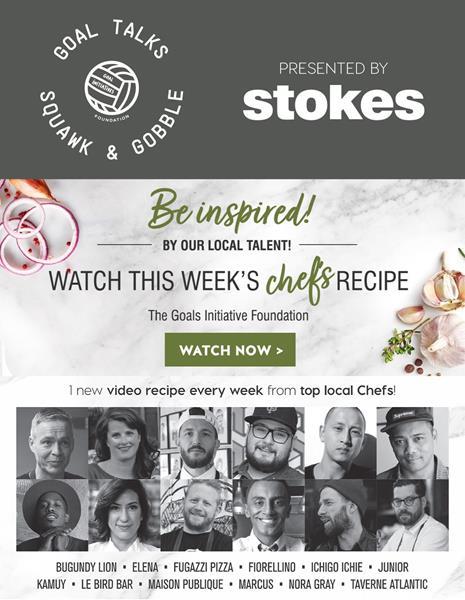 Stokes x Goal Initiatives