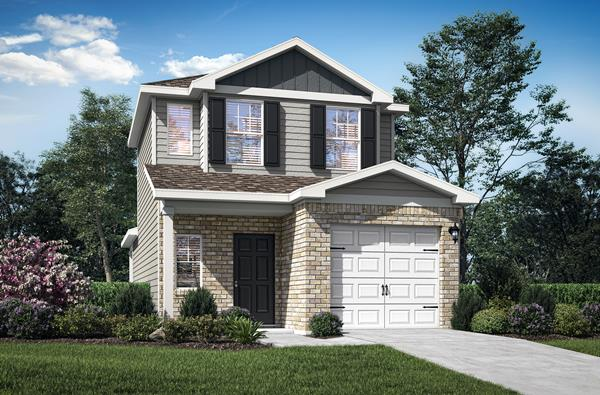 Horizons by LGI Homes offers two-story new homes ranging from two to four bedrooms.