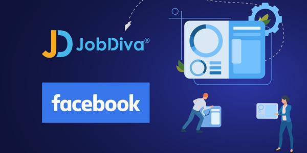 JobDiva与Jobs on Facebook整合