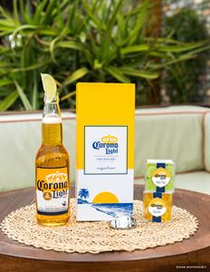 Sugarfina + Corona Light Candy Bento Box®