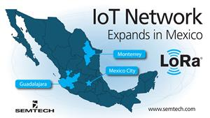 Semtech and LoRaWAN in Mexico