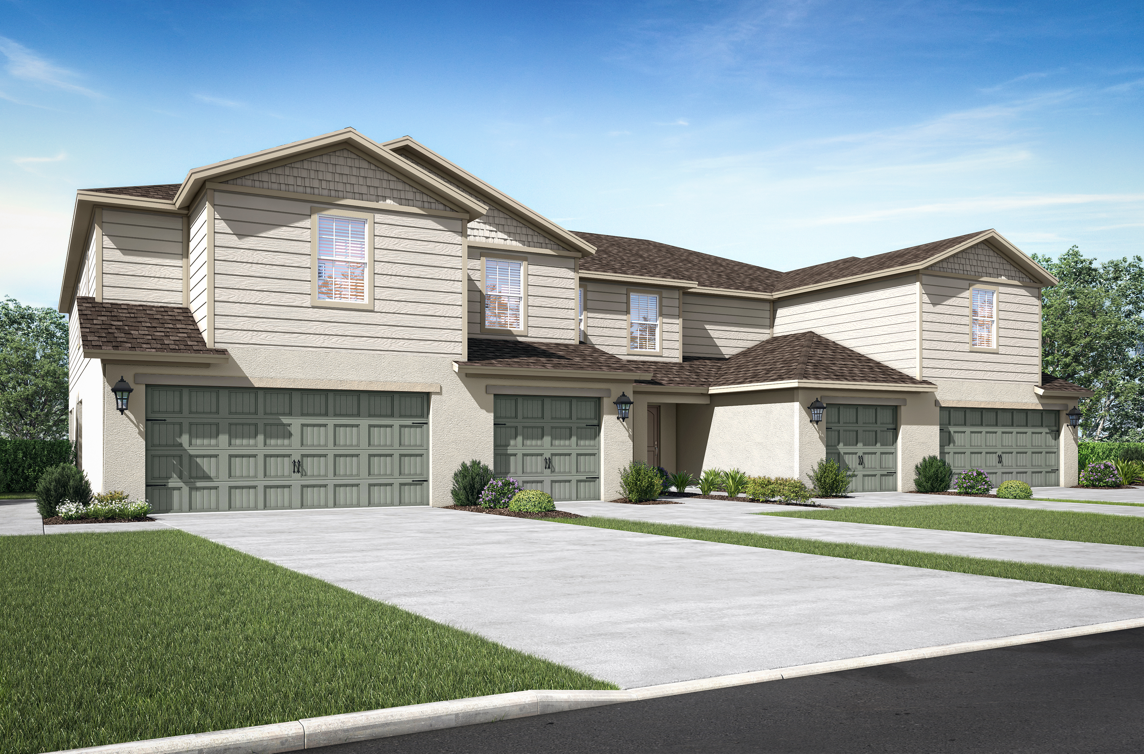 LGI Homes at Madison Village Offers Two-story Townhomes with Exceptional Upgrades