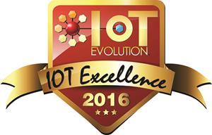 2016 IoT Award logo