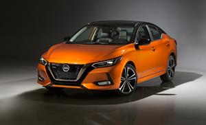 Best Selling Cars 2020.Nissan Redesigns Its Best Selling Sentra Sedan With A Sexy