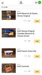 Hundreds of Kraft-Heinz products are now available via online grocer Farmstead