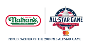 Nathan's Famous® Hot Dog Exhibition at MLB All-Star FanFest