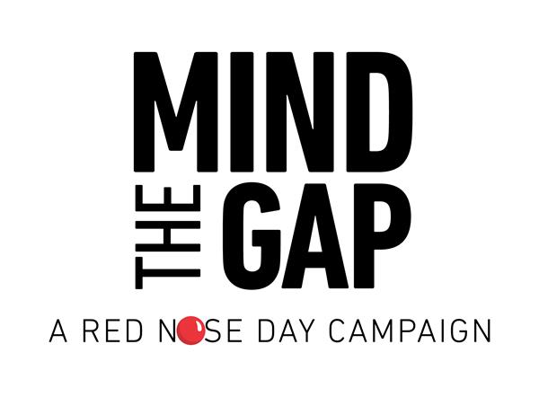 """Red Nose Day's """"Mind the Gap"""" back-to-school fundraiser highlights the learning gap affecting low-income students — which has been made worse by the COVID-19 crisis."""