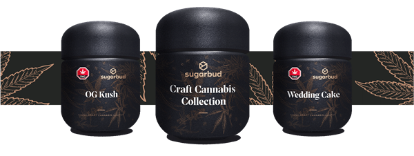 Sugarbud's Craft Cannabis Collection
