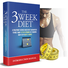 3 Week Diet By Brian Flatt Reveals Best Program To Lose