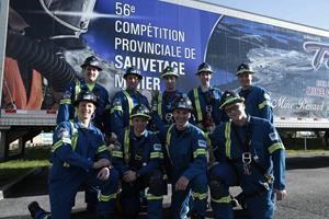 Stornoway's Renard Mine Rescue Team