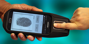 Evolution from DataWorks Plus; RAPID-ID Mobile Identification Device