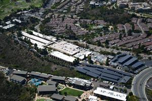 San Diego County Office Of Education And Borrego Solar