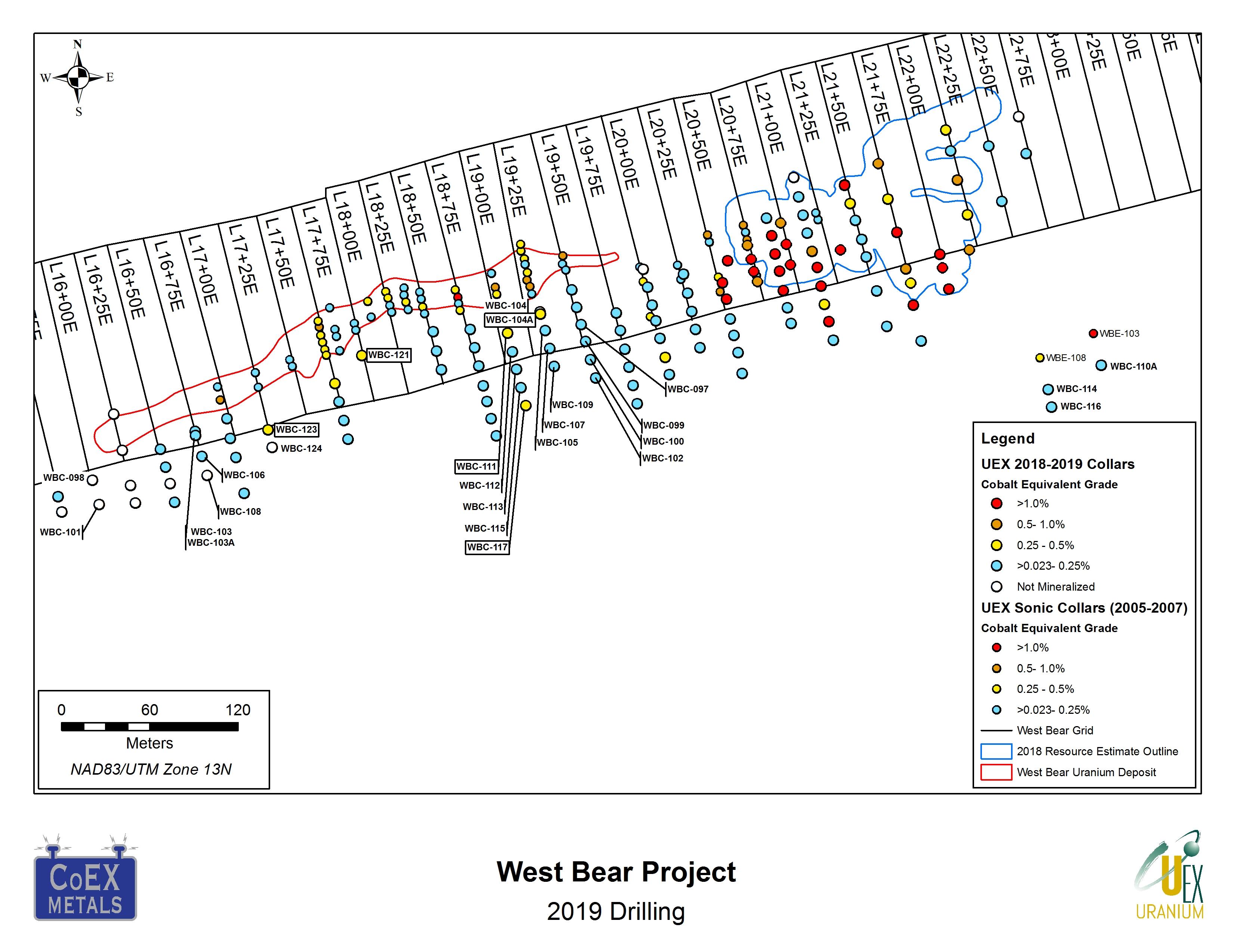 Figure 1 West Bear Project