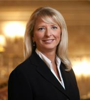 Lori Sharpe Day, newly appointed Board Chair of the National Law Enforcement Officers Memorial Fund