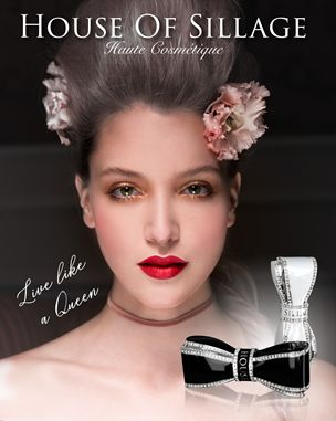 House of Sillage limited-edition lipstick
